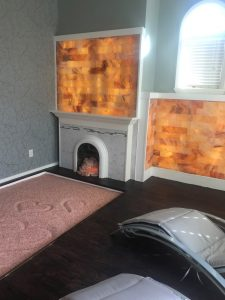 Salt Room Finished Pic 2 | Well House - Wellness and Aesthetic Services